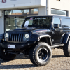 JEEP WRANGLER RUBICON X 2.8 CRD 200cv , GANCIO TRAINO , KIT RIALZO , HARD TOP , PERMUTE