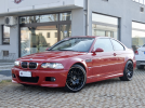 BMW M3 E46, MANUALE , IMOLA RED