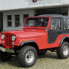 JEEP CJ5 5.0 V8 RENEGADE TOTALMENTE RESTAURATA , ISCRITTA ASI