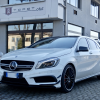 MERCEDES A 45 AMG EDITION 1 LAUNCH EDITION, 19″, SCARICO PERFORMANCE, TETTO, PERMUTE