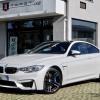 BMW M4 COUPE' DKG , PERFETTA, 19″, HEAD-UP, LIMITATORE 280KM/H , PERMUTE