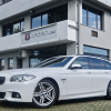 BMW 525d 218cv touring Msport , RESTYLING ,  PERMUTE