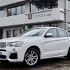 BMW X4 3.0dA 258cv Msport xDRIVE , 20″ , FULL LED , NAVI PRO , PERMUTE