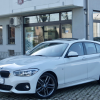 BMW 116d 116cv Msport 5p. , TETTO, NAVI, 18″ , UNICOPR., FARI LED, PERMUTE