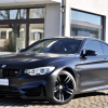BMW M4 431cv Coupe' DKG , PERFETTA, HEAD-UP , RETRO , AKRAPOVIC , TETTO CARBONIO , 19″ , PELLE ROSSO CARTIER , PERMUTE