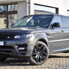 RANGE ROVER SPORT 4.4 SDV8 340cv AUTOBIOGRAPHY HSE DYNAMIC , 22″ , STEALTH PACK , SOSPENSIONI , TETTO , PERMUTE