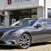 MAZDA 6 2.2L 175cv WAGON EXCEED AUT. , FARI LED , 19″ ,TETTO, NAVI , BOSE , RETROCAMERA , HEAD-UP , PELLE , PERMUTE