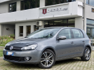 VW GOLF 6 2.0 TDI 140cv 4 MOTION HIGHLINE , 17″ , SERVICE UFF. VW , PERMUTE