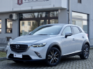 MAZDA CX-3 1.5 SKYACTIV-D 105cv EXCEED , UNICO PROPRIETARIO , 18″ , HEAD-UP , BOSE , NAVI , RETRO, PERMUTE