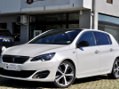 PEUGEOT 308 1.6 BLUEHDI 120cv 5p. GT LINE , 18″ , FARI FULL LED , NAVI , RETRO , TETTO PANORAMA ,