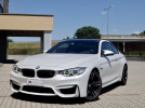 BMW M4 DKG 431cv , M DRIVERS PACKAGE , TETTO CARBONIO , HEAD-UP , HARMAN KARDON, 19″ , UFF. ITALIANA . PERMUTE