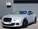 BENTLEY CONTINENTAL GT SPEED 6.0 W12 634cv , 21″ , SERVICE BOOK , PERMUTE