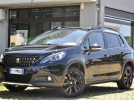 PEUGEOT 2008 PURE TECH TURBO 130 GT-LINE , EURO 6D-TEMP , UNICO PROPRIETARIO , SERVICE PEUGEOT , BOLLO 5/2021 , TOTAL BLACK , PERMUTE