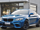 BMW M2 COUPE' 370cv DKG , M DRIVERS PACKAGE , UNICOPROPRIETARIO , HARMAN , NAVI PRO , RETRO , GARANZIA BMW , LED , PERMUTE