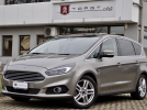 FORD S-MAX 2.0 TDCI 180cv TITANIUM AWD POWERSHIFT, UFF. ITALIANA, FULL LED, SERVICE UFF. FORD, 18″, TETTO, PERMUTE