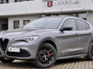 ALFA ROMEO STELVIO 2.2 T.diesel 210cv AT8 Q4 B-TECH, UNICO PROPR, UFF. ITALIANA, 20″, PACK PERFORMANCE, PERMUTE