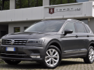 VOLKSWAGEN TIGUAN 2.0 TDI 190cv DSG 4MOTION EXECUTIVE, UNICO PROP, UFF. ITALIANA, SERVICE UFF. VW, ACTIVE INFO DISPLAY, NAVI, FULL LED, 18″, PERMUTE