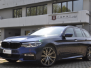 BMW 520d TOURING MSPORT AUT., UFF. ITALIANA, GARANZIA UFF. BMW 03/2022, SERVICE UFF. BMW, TETTO, FULL LED, NAVI PRO, DISPLAY KEY, 20″, PERMUTE