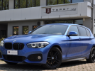BMW 125i 224cv AUT. MSPORT, SHADOW LINE, SERVICE INCL. 03/2023 O 100.000KM, UFF. ITALIANA, NAVI BUSINESS, 18″, PERMUTE